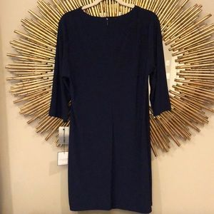 Laundry By Shelli Segal Dresses - Laundry Navy Dress